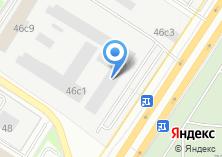 Компания «Универсал СП» на карте