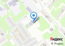 Компания «Бакалавр» на карте