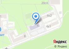 Компания «Центр ЮССТ» на карте