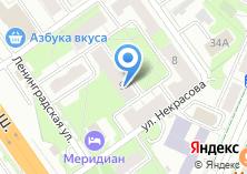 Компания «Центр бытовой техники» на карте