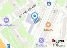 Компания «ИМЭО» на карте