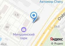 Компания «ДВК» на карте