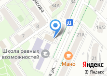 Компания «ND Logistic» на карте