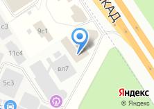 Компания «Volvo99.ru» на карте