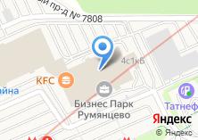 Компания «Fibertool» на карте