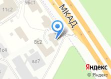 Компания «Major Auto» на карте