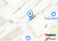 Компания «Теплолюкс-Инжиниринг» на карте