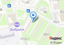 Компания «РеалТехноСервис» на карте