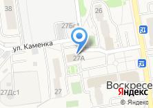 Компания «Почтовое отделение №142791» на карте