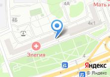 Компания «МЕДИЦИНСКИЙ ЦЕНТР ЭЛЕГИЯ» на карте