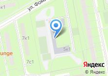 Компания «Специальная (коррекционная) общеобразовательная школа №833» на карте