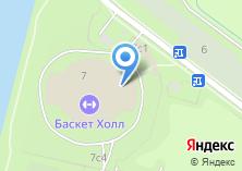 Компания «Динамо Москва» на карте