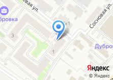 Компания «Строящийся жилой дом по ул. Дубровка к/п (Сосенки)» на карте