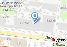 Компания «Дор-Гид» на карте