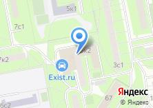 Компания «Post-Аудит» на карте