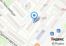 Компания «Химкинская детская городская поликлиника» на карте