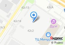 Компания «ТЕКНО-АЙС» на карте