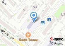 Компания «Детский сад №3 Сказка» на карте
