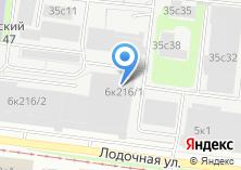 Компания «СИА АФС» на карте