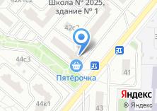 Компания «MSBE» на карте