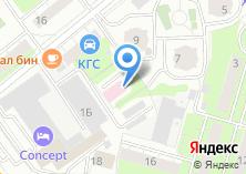 Компания «Клинский» на карте
