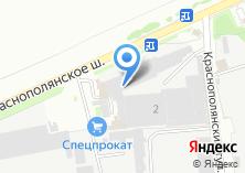 Компания «РОСАВТОНОМГАЗ» на карте