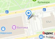 Компания «Мой Кит» на карте