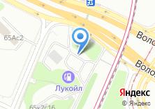 Компания «Дайринг» на карте