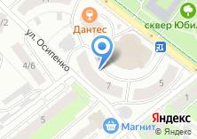 Компания «Квартал Групп» на карте