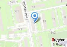 Компания «Дом быта на Парусном проезде» на карте