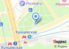 Компания «Магазин фастфудной продукции на Малой Филёвской» на карте