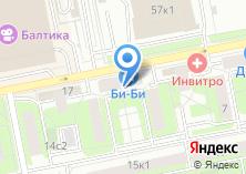 Компания «Иголочка» на карте