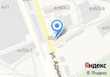Компания «Промышленная компания Первая ЛЗК» на карте