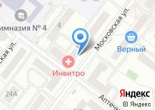 Компания «Химкинский почтамт» на карте