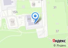 Компания «Детская школа искусств им. Ю.С. Саульского» на карте
