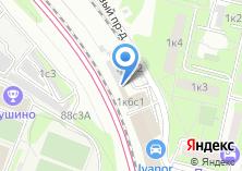 Компания «Sporto» на карте