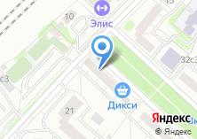 Компания «Эмистар» на карте