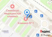 Компания «ОдеждаДома.рф - Магазин одежды для дома и отдыха» на карте