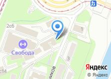 Компания «НС Электроникс» на карте