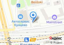 Компания «Единый регистратор» на карте