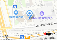 Компания «Match» на карте