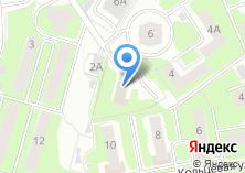 Компания «ИБПУ Институт бизнеса» на карте