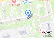 Компания «Честный юрист» на карте