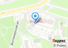 Компания «VICAVERN» на карте