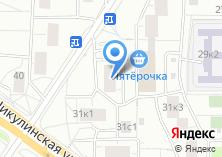 Компания «Интоп-Процессинг» на карте