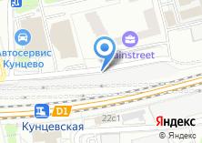 Компания «Софорт» на карте