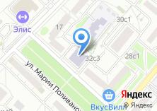 Компания «Детская музыкальная школа им. М.Л. Таривердиева» на карте