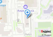 Компания «Яникс Строй Фаворит» на карте