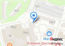 Компания «Центр по ремонту велосипедов» на карте
