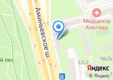 Компания «Риссерт инжиниринг» на карте